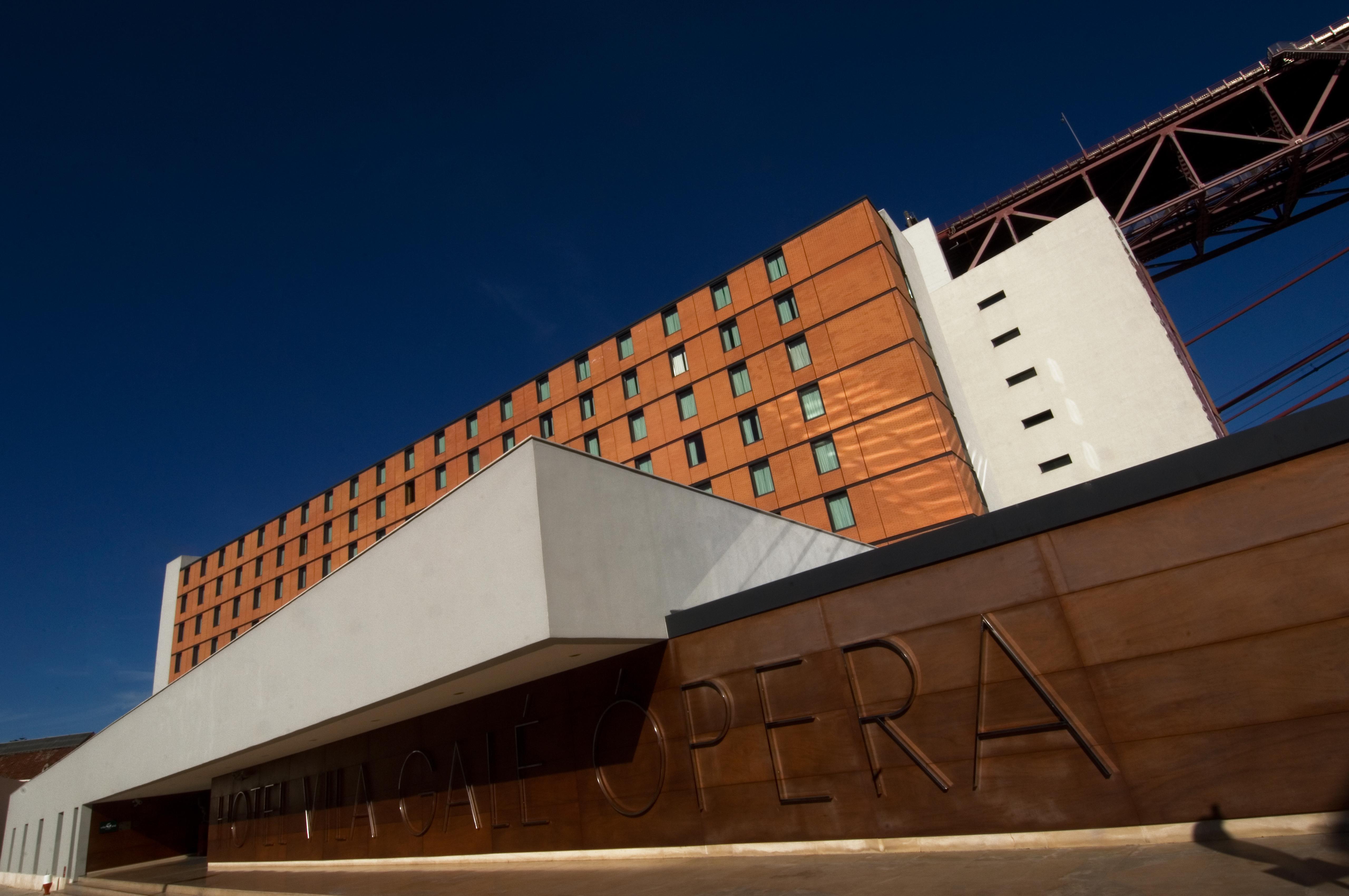 Vila Gal U00e9  U00d3pera Hotel  U2013 Via Portugal