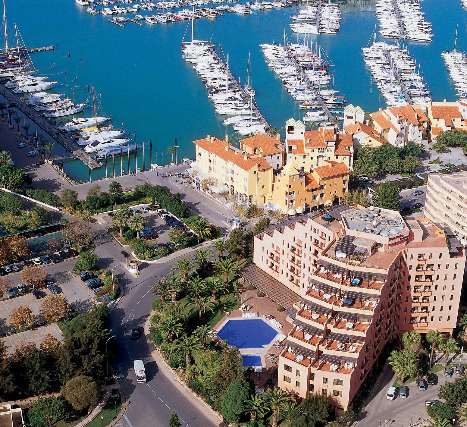 Dom Pedro Marina Boutique Hotel And Golf Vilamoura Algarve Portugal