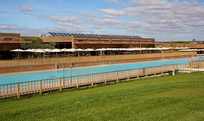Zmar eco campo resort spa via portugal for Piscina zmar