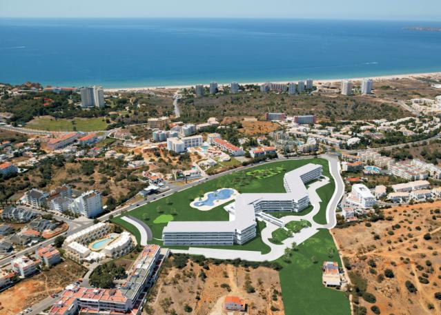 Hotel Top Club Alvor Baia Portugal